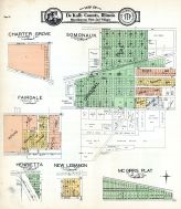 Charter Grove, Somonauk, Fairdale, Henrietta, New Lebanon, McGirrs Plat, DeKalb County 1929